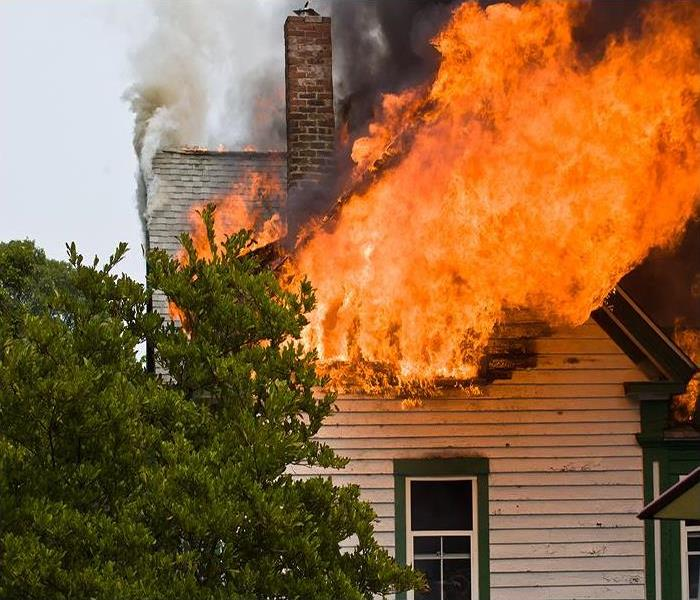 Fire Damage Fire Damage Restoration Professionals Can Rescue Burnt Homes In Atlanta