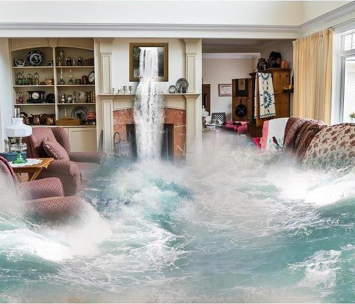 Water Damage What To Do When Your Basement Floods?