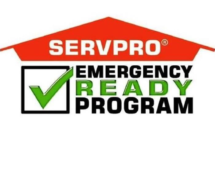 Free Emergency ready Plan offered by SERVPRO